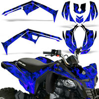 CanAm DS 250 ATV Graphic Kit Quad Decals Sticker Wrap Can Am DS250 06-16 ICE U