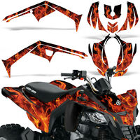 CanAm DS 250 ATV Graphic Kit Quad Decals Sticker Wrap Can Am DS250 06-16 ICE O