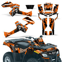 Graphic Kit Outlander ATV Quad Decals Wrap Can-Am 500/650/800/1000 06-11 REAP O