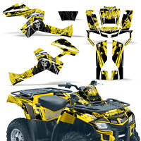 Graphic Kit Outlander ATV Quad Decals Wrap Can-Am 500/650/800/1000 06-11 REAP Y
