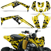 CanAm DS 250 ATV Graphic Kit Quad Decals Sticker Wrap Can Am DS250 06-16 REAP Y