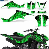 Graphic Kit Suzuki LTZ400 ATV Quad Decal Sticker 400 Wrap LT Z400 03-08 ICE GRN