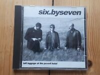 Six By Seven left Luggage At The Peveril Hotel CD