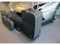 Lamborghini Aventador Coupe Luggage Baggage Bag Case Set