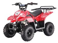 New 2019    110 automatic Taofactory atv