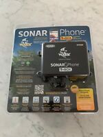 Vexilar Sonar Phone T Box SP200A Fish Finder Permanent Boat Mount Install