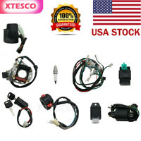 ATV Wiring Harness CDI Assembly Wiring Kit for ATV Electric QUAD 50 70 90 110CC*