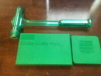 RCBS Primer Tray-2, case lube pad and bullet puller hammer