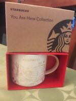 NIB With SKU STARBUCKS PHILIPPINES Christmas 2017 You Are Here YAH 14 Oz. Mug.