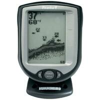 Humminbird PiranhaMax 175 Fishfinder Head Unit and Mount classic dual beam