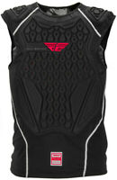 Fly Racing Barricade Pullover Vest Roost Chest Shield Foam Pad Motocross MX/ATV
