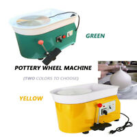 Machine Pottery Wheel For Ceramic China Work Ceramics Clay Two Color Choice 250W