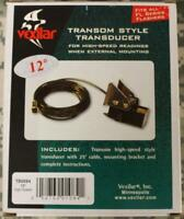 Vexilar Transom Style 12 Degree High Speed Transducer 25' Cable