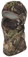ScentBlocker Headcover OSFM, Lightweight Fleece, Spandex Binding, Face mask P...