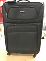 Samsonite Transyt Expandable Softside Luggage Set with Spinner Wheels 2-Piece.