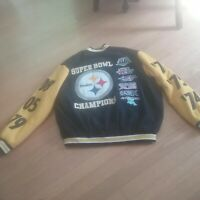huge discount 99e84 967ad Enjoy Sports Fan's Heaven | Best Steelers Jacket Super Bowl ...