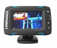 Lowrance Elite-5 Ti Touch Combo w/TotalScan Transom Mount Transducer 00012416001