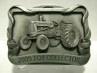Allis Chalmers D21 Series IV Tractor Farm Toy Collector 2009 Belt Buckle 3rd  ac