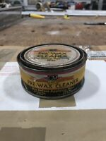Vintage GM General Motors Pre Wax Cleaner Tin Can Gas Oil Chevrolet