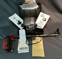 EAGLE Magna 2 Fish Depth Finder/Transducer Boat Clamp/Carry Case/Paperwork~ New