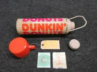 Thermos Dunkin' Dunkin Donuts Coffee Hot Chocolate Travel Vintage