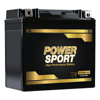 12V 20A SLA Battery for Motorcycle, ATV's, Jetski YTX20L-BS
