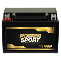 12V 9AH YTX9-BS Replacement for Motorcycles, ATV,  Maintenance Free Battery