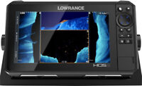 Lowrance HDS-9 LIVE GPS Fish Finder with Active Imaging (000-14422-001)