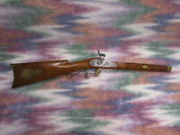 Early Thompson Center Hawken Percussion Stock 45/50 blackpowder muzzleloader c