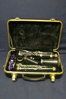 Selmer CL301 Student Clarinet With Hard Case B3