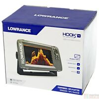 Lowrance HOOK2 7x Fishfinder GPS with SplitShot Transducer FREE SHIPPING