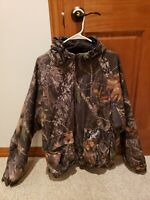 Mens Scent blocker jacket, size XL, hunting clothes
