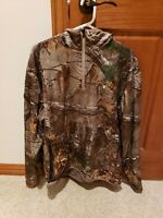 Mens Scent lock Hoodie, size XL, hunting clothes,