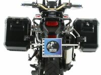 Honda CRF1000L Africa Twin (2018 Sidecarrier Cutout Set - Black BY H