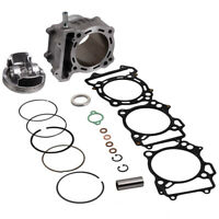 New For Suzuki LTZ 400 Z400 434cc Big Bore Cylinder Piston Top End Kit 2003-2014