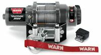 WARN 99388 Vantage 3000 ATV Winch, Wire Rope (Replaces WARN number 89030)