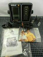 Lowrance Eagle Portable Z6100 Fish Finder w/ Cords Instructions box Kayak Canoe