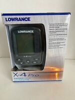 Lowrance X-4 Pro Fishfinder Depth Finder New in Box