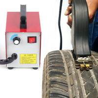 Tire Grover Tool Iron Tire Groover Cutter ATV Motorcycle Karting Tire Groover US