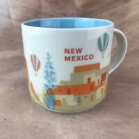 Starbucks You Are Here New Mexico Mug Coffee Cup 2016