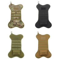 Tactical MOLLE Holiday Christmas Stocking Storage Bag Xmas Socks Decoration