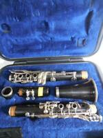 SELMER 103 Wood Clarinet with Case