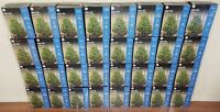 *HUGE LOT OF 10* GE StayBright Tree Net Lights 400 Warm White LED Indoor/Outdoor