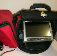 Vexilar Fish Scout Underwater Video Display Camera FSM100 Used Very Good
