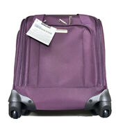Samsonite Spinner Underseat 90506 5377 Potent Purple With USB Port NWT MSRP $145