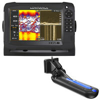 HDS-7 Carbon Multifunction Display & TotalScan Transducer Bundle