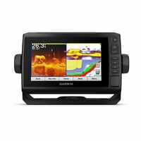 Garmin ECHOMAP Plus 73cv With GT22 Transducer 010-01893-05 Fish Finder Depth