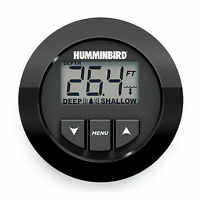 Humminbird HDR 650 Black, White, or Chrome Bezel w/TM Tranducer Depth Finder