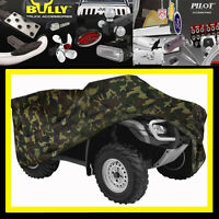 Camo Green Motorcross ATV Quad Cover 6.39 x 4 x 2.6 Waterproff