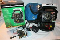 Vexilar FL-20 Ultra Pack Fish Finder w/ Ice Ducer 3 Color Flasher in Box